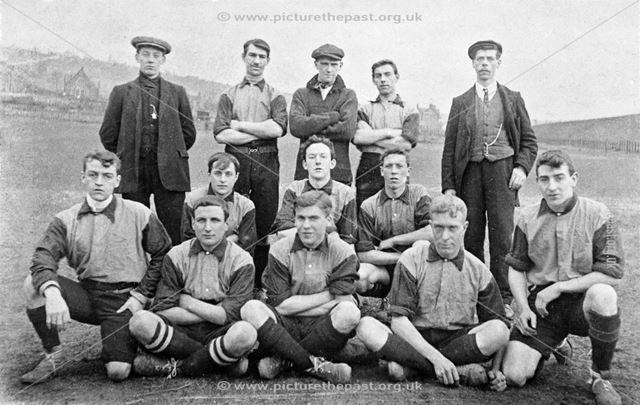 Carr Vale Football Team