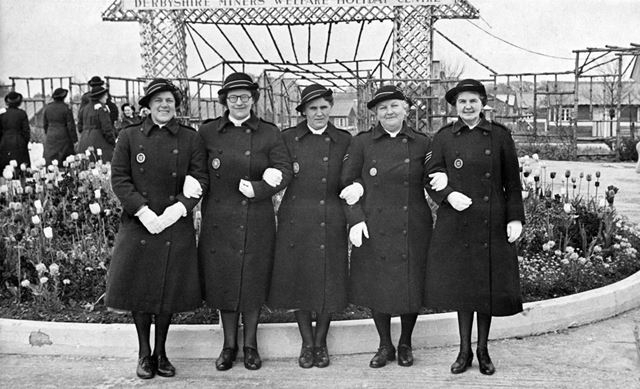 St John's Ambulance Nursing Division Group