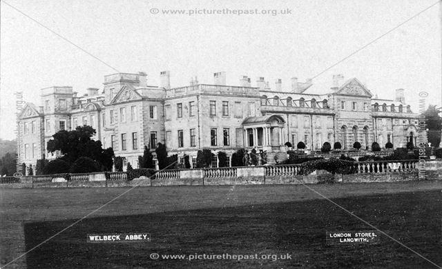 Welbeck Abbey