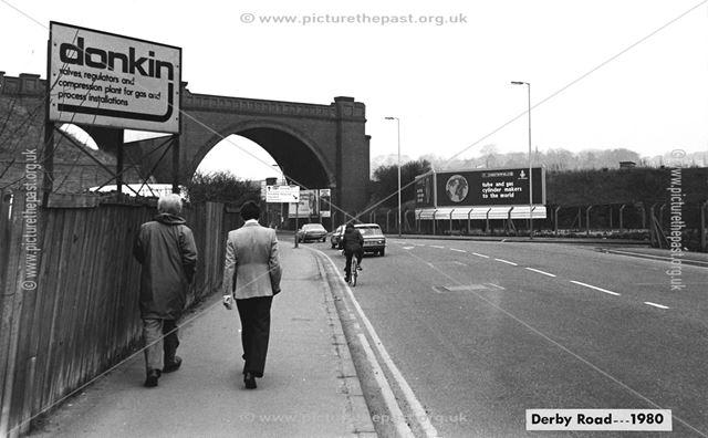 Horns Road, Derby Road