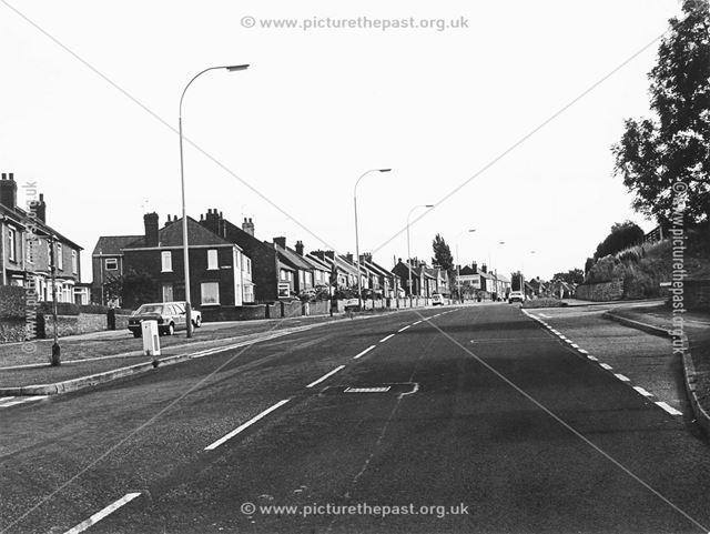 Hasland Road, 1989