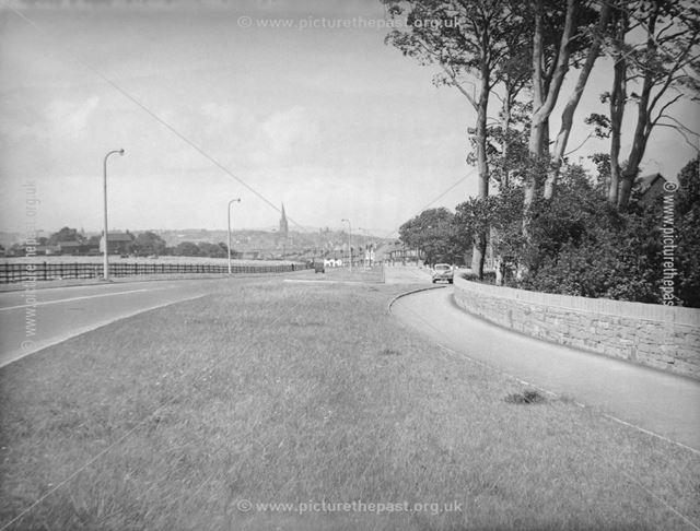 Hasland Road, 1950s ?