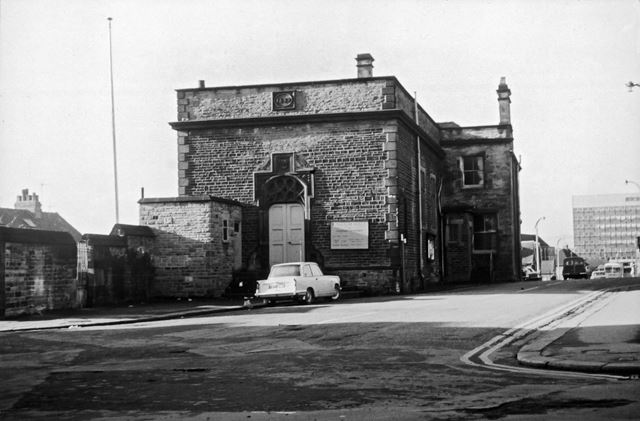 The Municipal Hall, New Beetwell Street, Chesterfield, 1970s