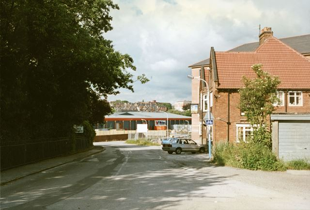 Dock Walk Looking East, Chesterfield, 1996