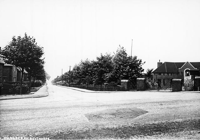 Central Avenue, Chesterfield, c 1930s