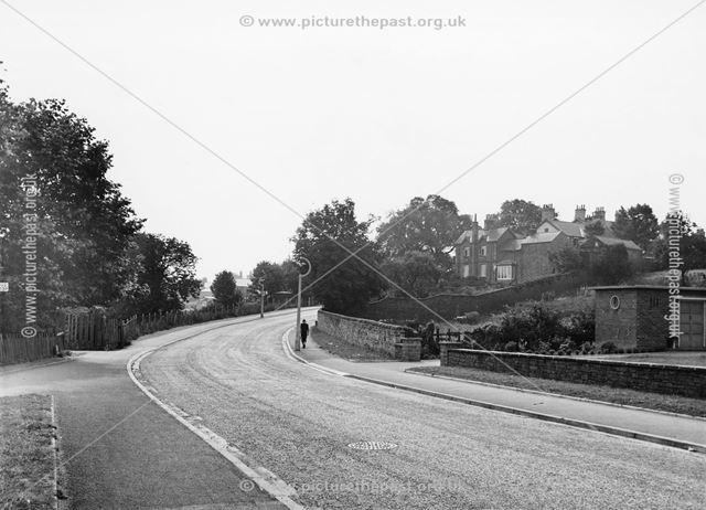 Highfield Road, Newbold, c 1935