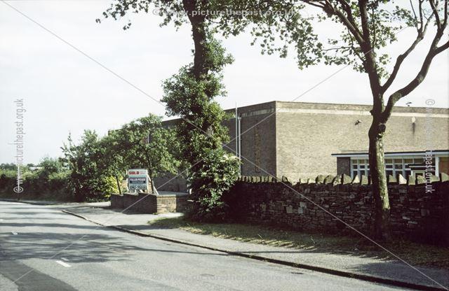 Mothers' Pride Bakery, Newbold Road, Upper Newbold/Cutthorpe, 1984