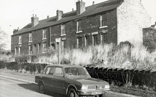 Brearley Avenue New Whittington, Chesterfield, 1979