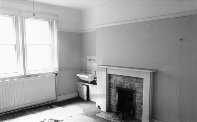 Bedroom Three, Interior of The Vicarage, Church Lane, Chesterfield, 1984