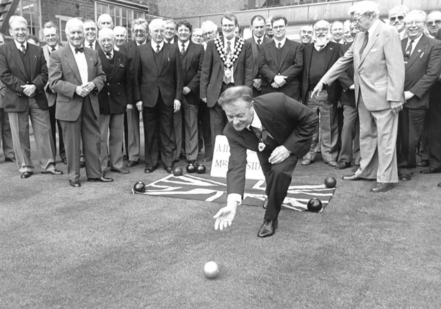 Bowling Club, New Beetwell Street, Chesterfield, 1993