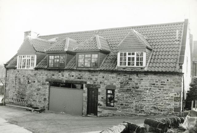 Renovated Barn, Church Street, Eckington, c 1975 ?