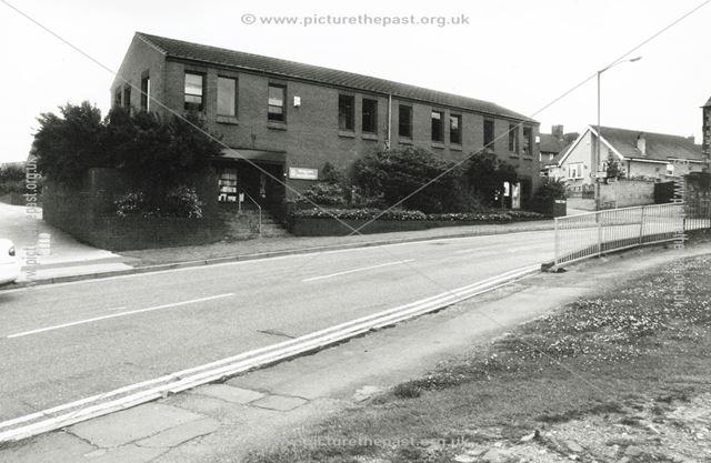 Library, Market Street, Eckington, 1999