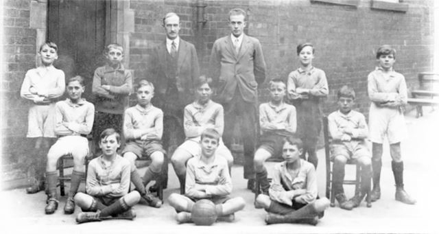 Brimington Football Team