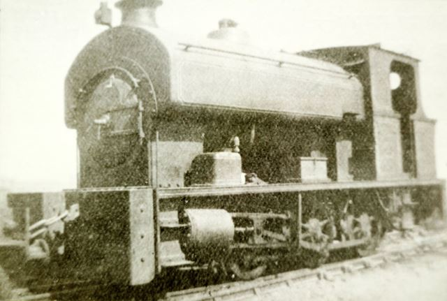 Locomotive Avonside No 3