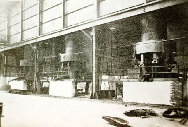 The Soda Plant at the Devonshire works