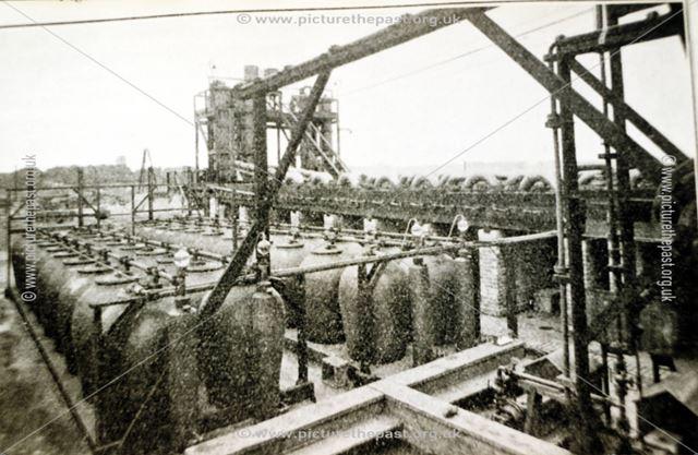 Hydrochloric Acid Storage at the Devonshire works