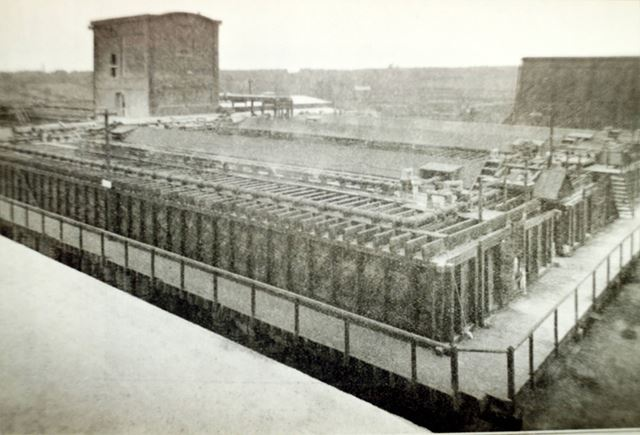 Bleaching powder Chambers at the Devonshire Works
