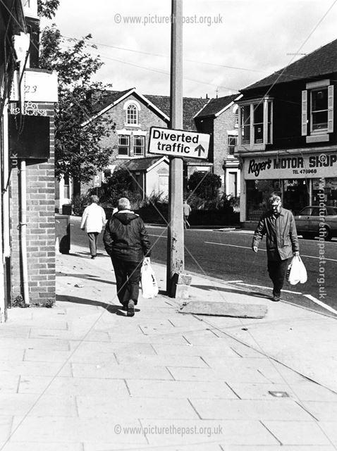 Roger's Motor Shop, High Street, Staveley