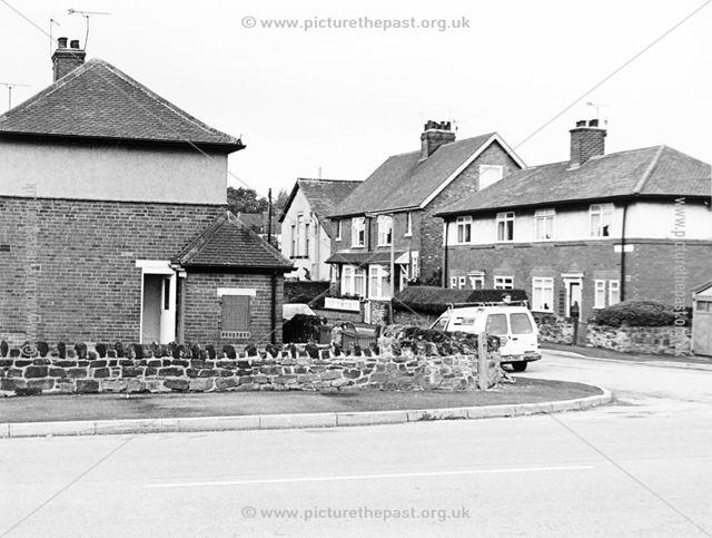 Colliery Houses, Ireland Street, Lowgates
