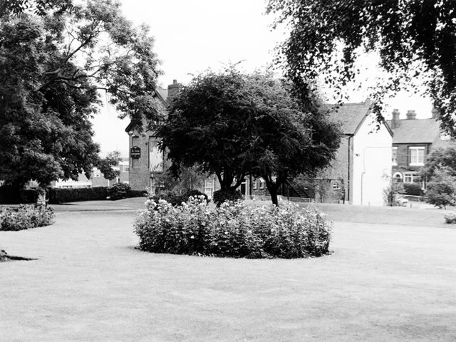 The Garden of Remembrance, Lowgates, Staveley
