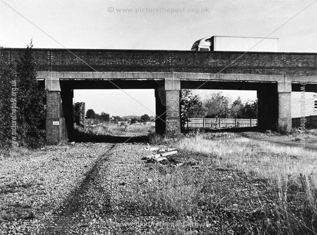 Railway Bridge, Lowgates