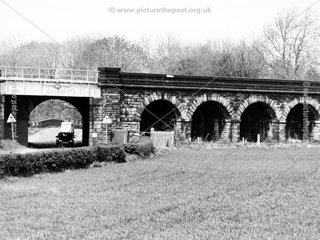 Seven Span Bridge, Hartington