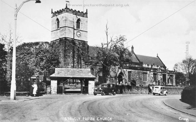 St John the Baptist Church, Staveley
