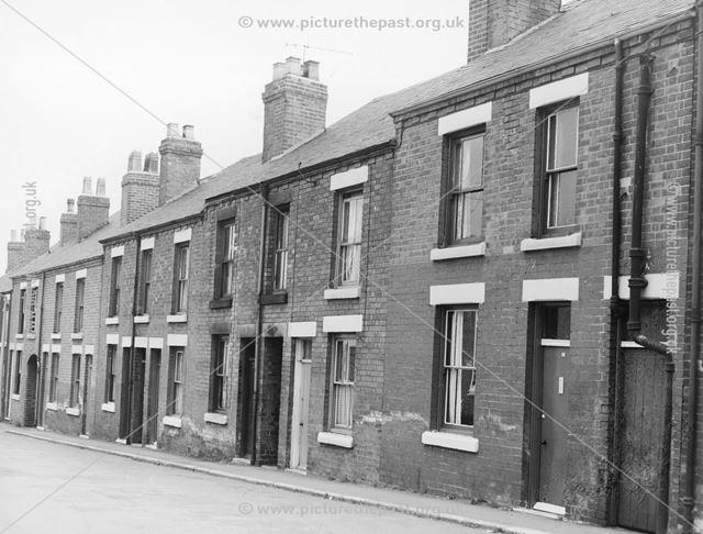 9-16, Bloomsgrove Street, Ilkeston, 1965