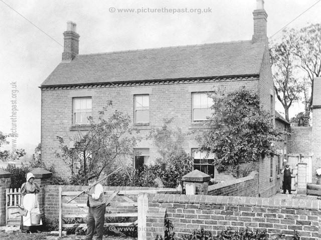 Denby Estate Farm, Denby, 1898