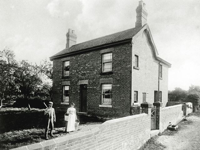 Common Farm, Denby, 1898