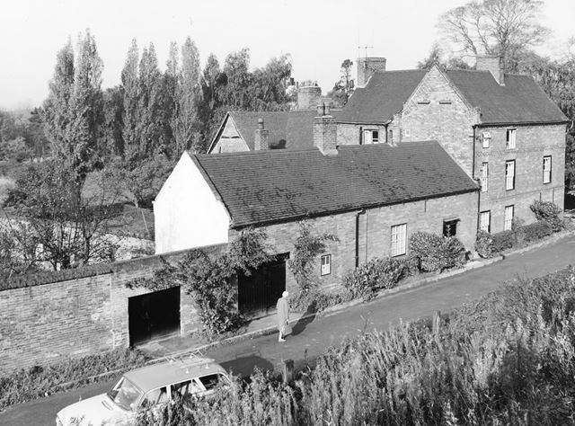 Little Hallam Hall, Ilkeston, 1965