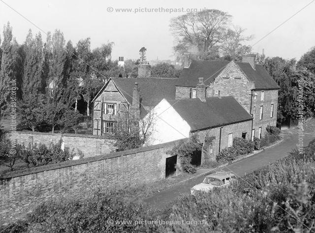 Little Hallam Hall, Ilkeston, 1965