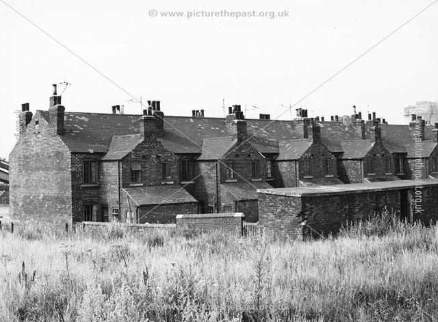 Rifle Range Road, Hallam Fields, 1962