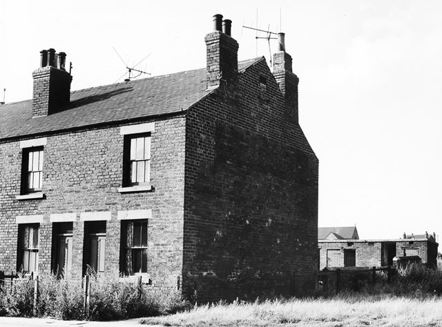 Rifle Range Road, Hallam Fields, 1962