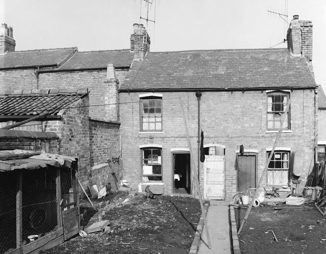 Critchley Street, Ilkeston, 1964