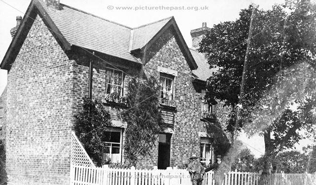 Carpenters Arms, Moor Lane, Dale, c 1900-10