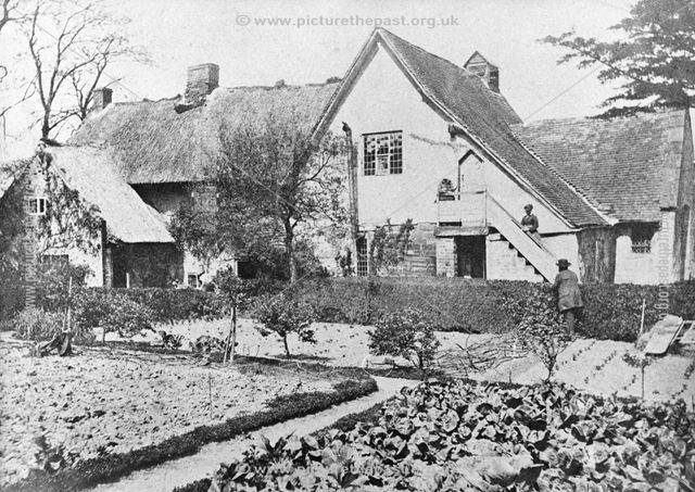 All Saints Church, Dale, c 1870