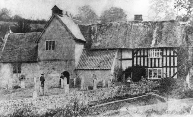All Saints Church, Dale, pre 1880