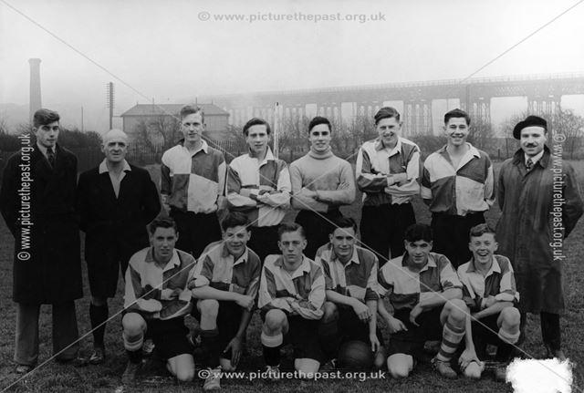 Pines Football Club, c 1948