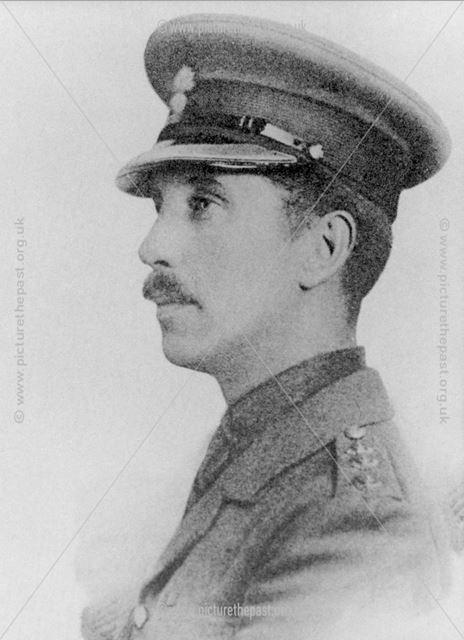 Captain William Drury-Lowe, c 1915