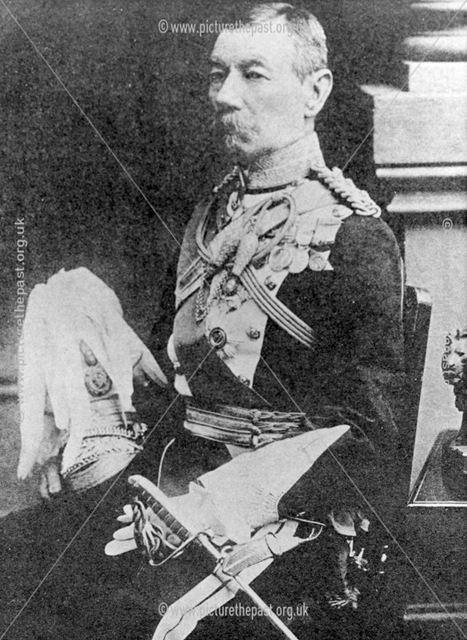 Lieutenant-General Sir Drury Curzon Drury-Lowe, c 1890 ?