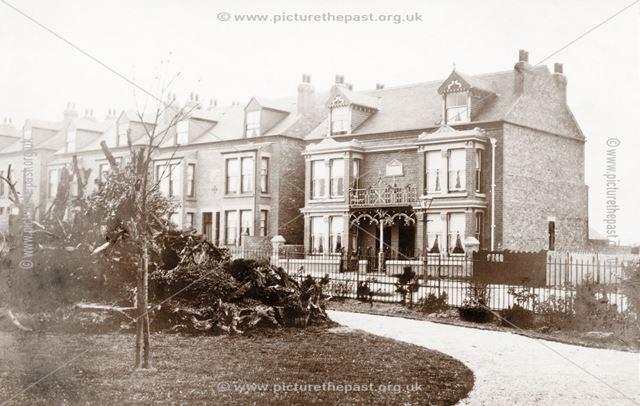 12-18 Drummond Road, Ilkeston, c 1910 ?
