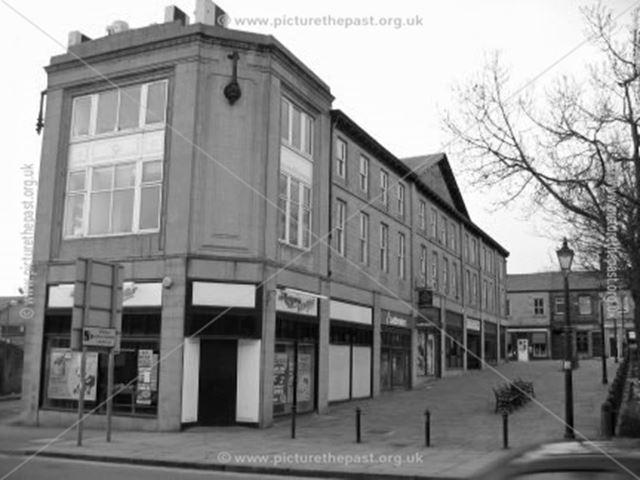 Argos, Norfolk Square, High Street West, Glossop, 2005