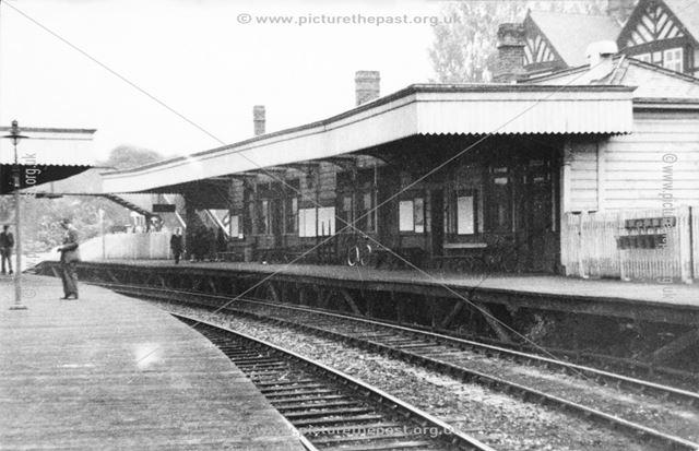 Ashbourne Railway Station , Ashbourne