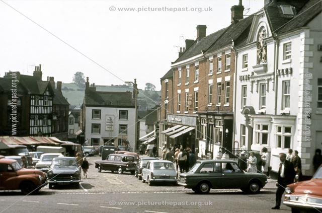 Market Day, Ashbourne