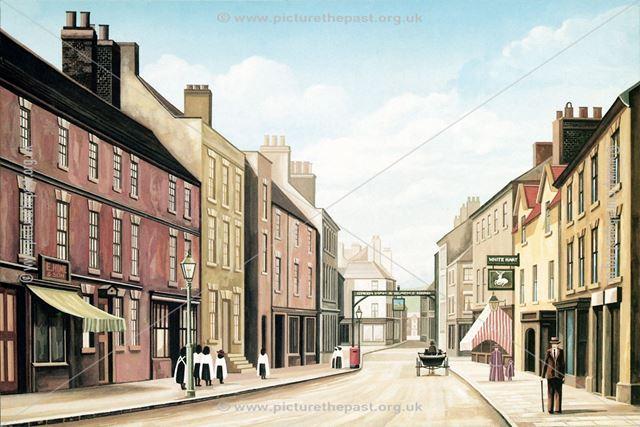 Church Street, Ashbourne