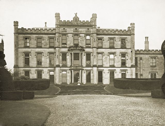 Elvaston Castle East Front