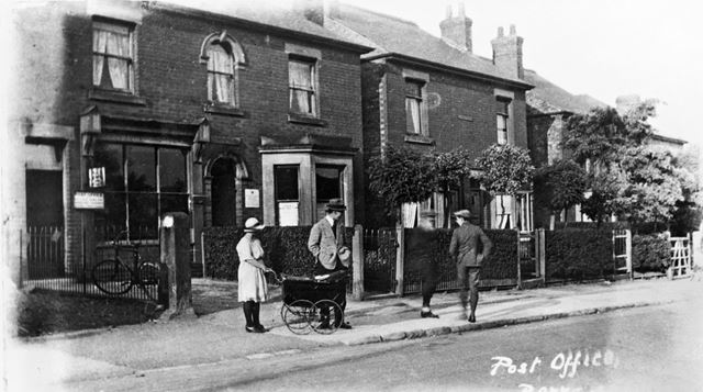 Borrowash Post Office