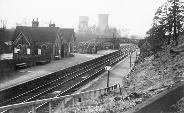 Borrowash railway station