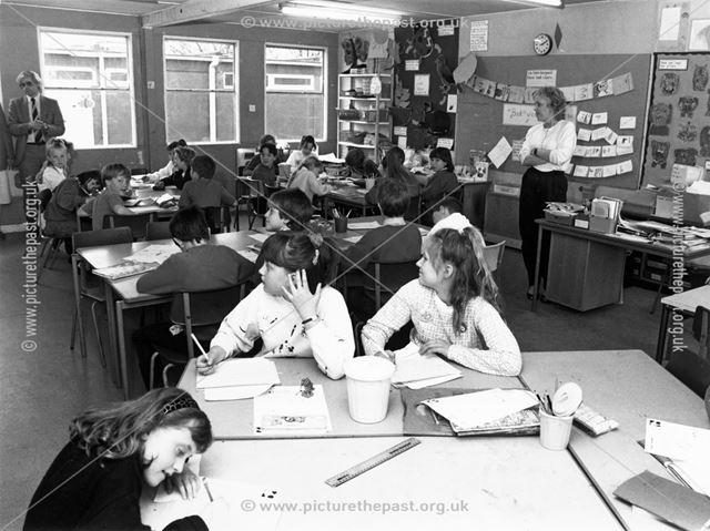 Dovedale Primary School, Long Eaton, 1990